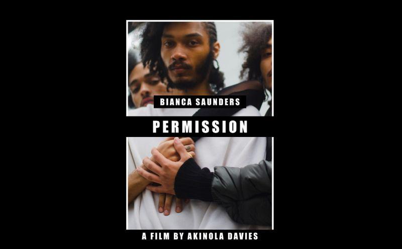 Bianca Saunders 'Permission' Fashion Film | Directed by Akinola Davies Jr