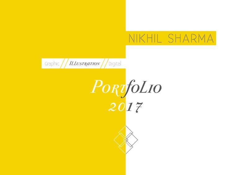 Nikhil Sharma - CV & Portfolio
