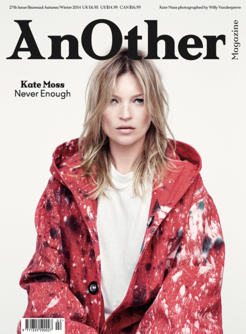 AnOther Magazine - Autumn / Winter 2014