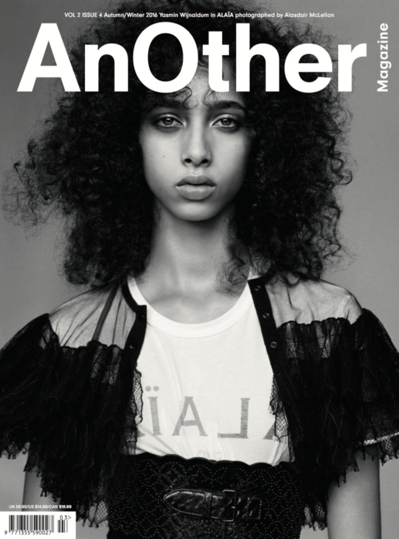 AnOther Magazine - Autumn / Winter 2016
