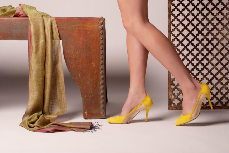 Aksha Fernandez Shoes SS15