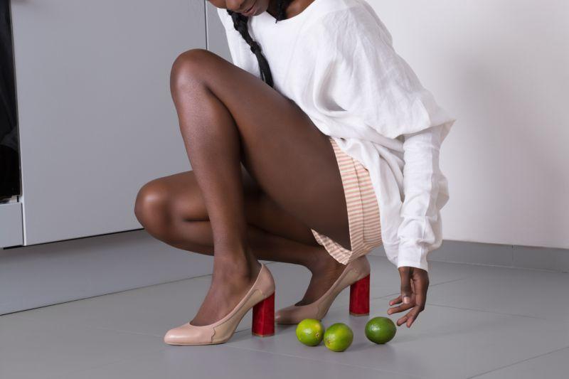 Aksha Fernandez Shoes SS16