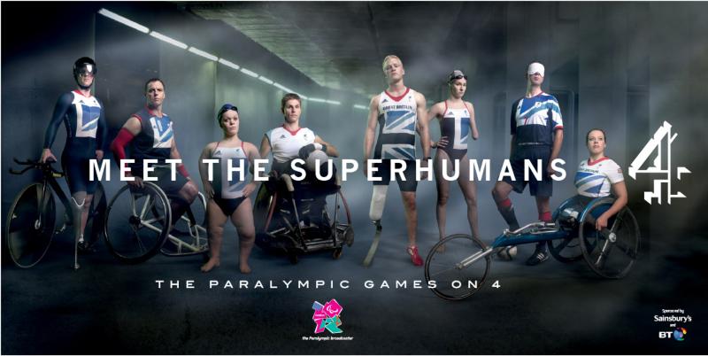 Channel 4 | Meet The Superhumans