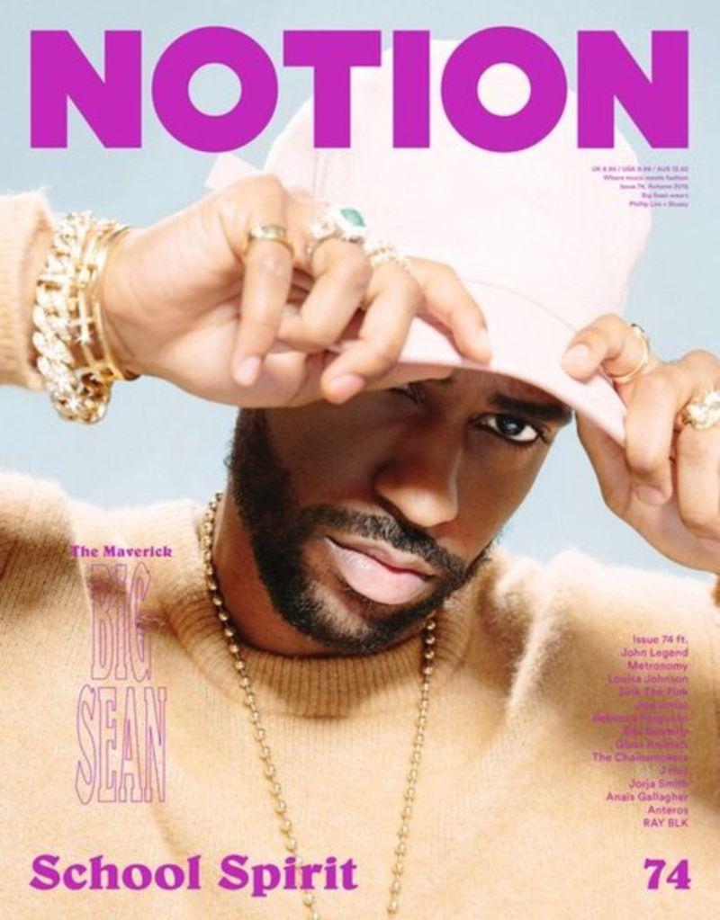 Big Sean - Notion 74