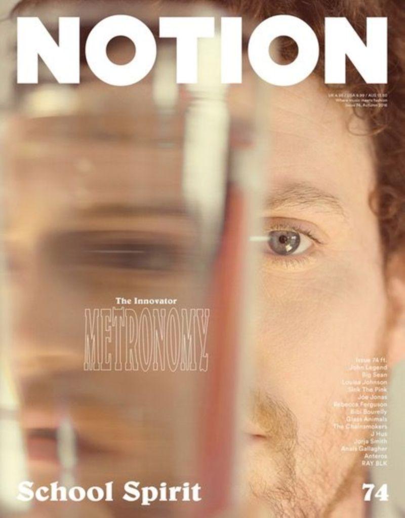 Metronomy - Notion 74