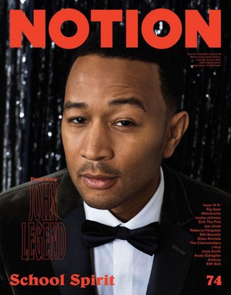 John Legend - Notion 74