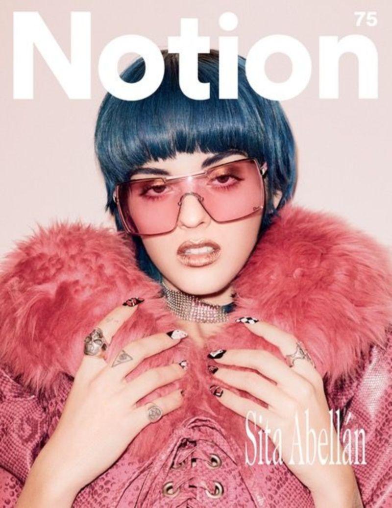 Sita Abellan - Notion 75