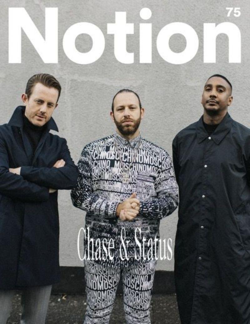 Chase & Status - Notion 75