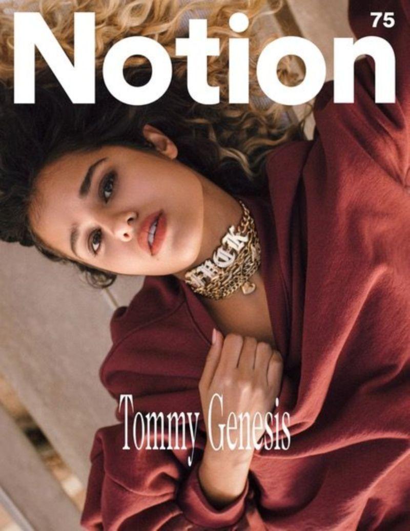 Tommy Genesis - Notion 75