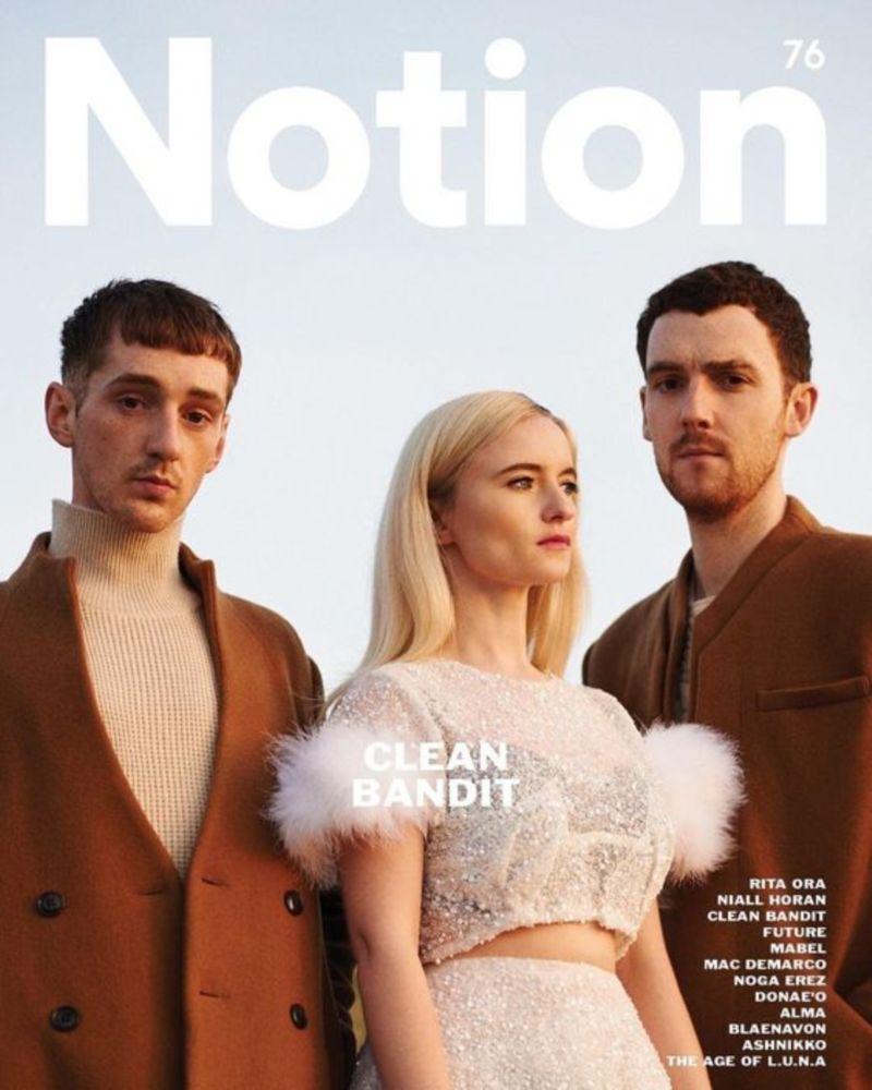 Clean Bandit - Notion 76