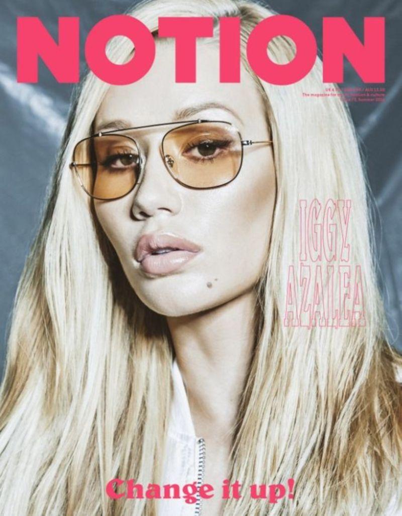 Iggy Azalea - Notion 73