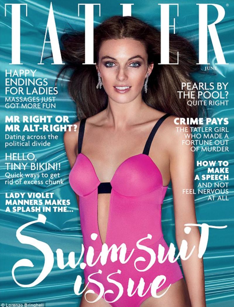 Tatler : The Swimsuit Issue June 2017