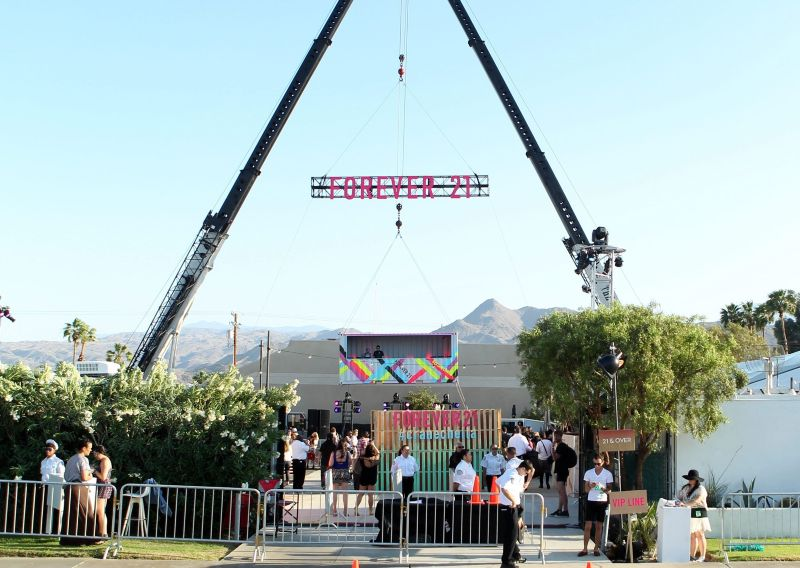 Forever 21 - Coachella