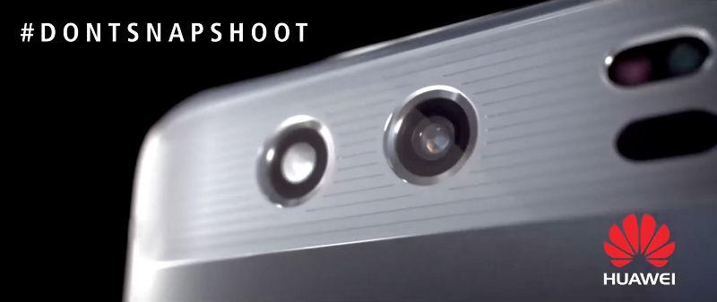 Huawei - Don't Snap Shoot