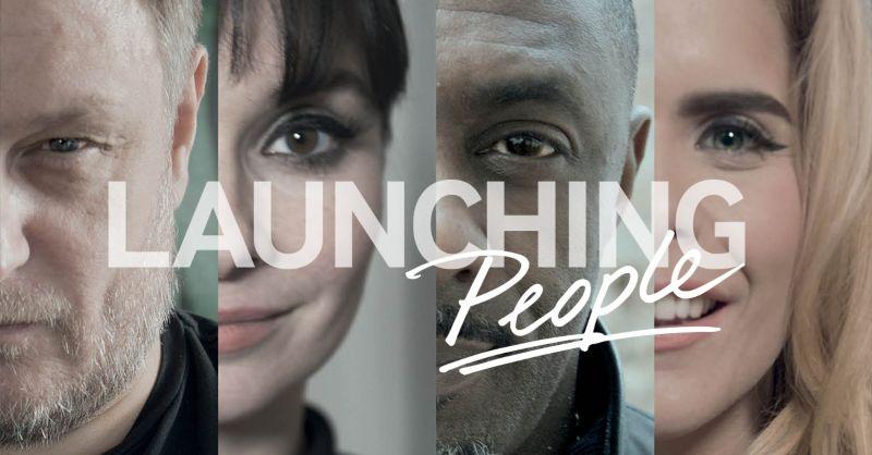 Samsung - Launching People