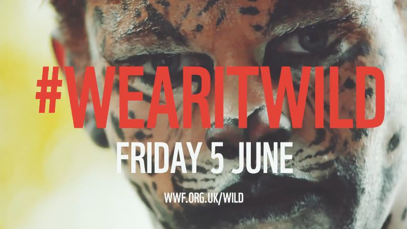WWF - Wear It Wild