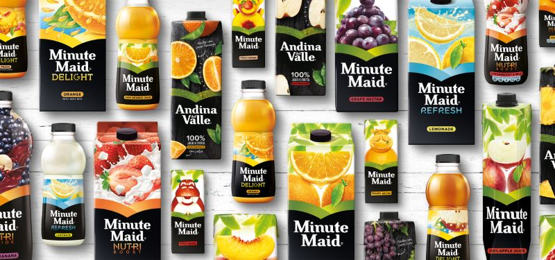 Taxi Studio & Minute Maid: The Creation of a Coherent Global Masterbrand