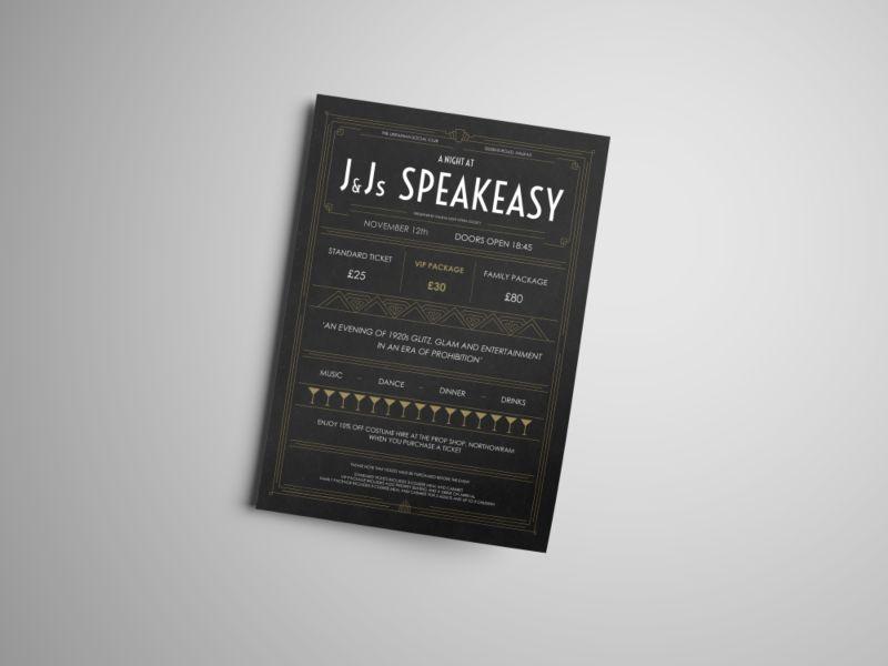 J&Js Speakeasy