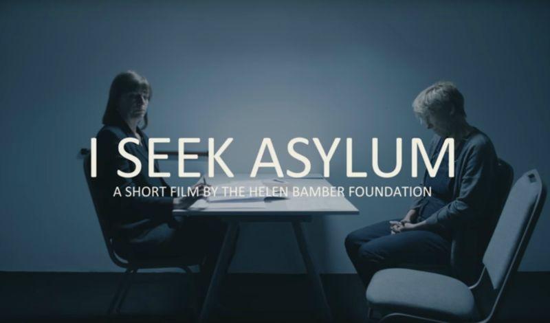 I Seek Asylum