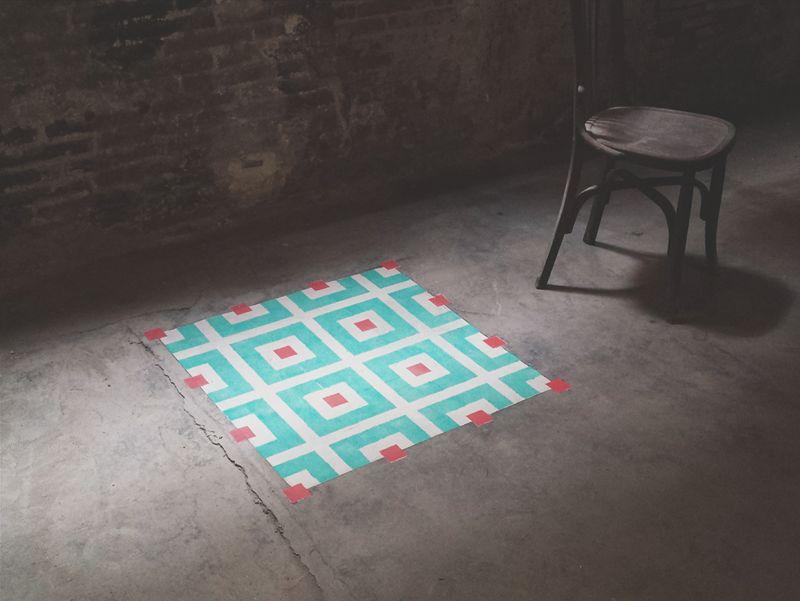 If Floors Could Talk, Javier de Riba