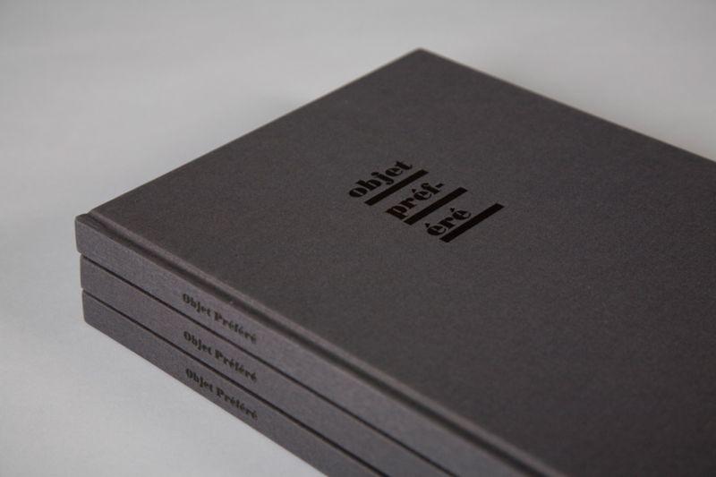 Objet Prefere - Book