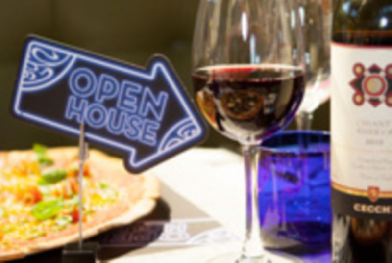 Open House at PizzaExpress