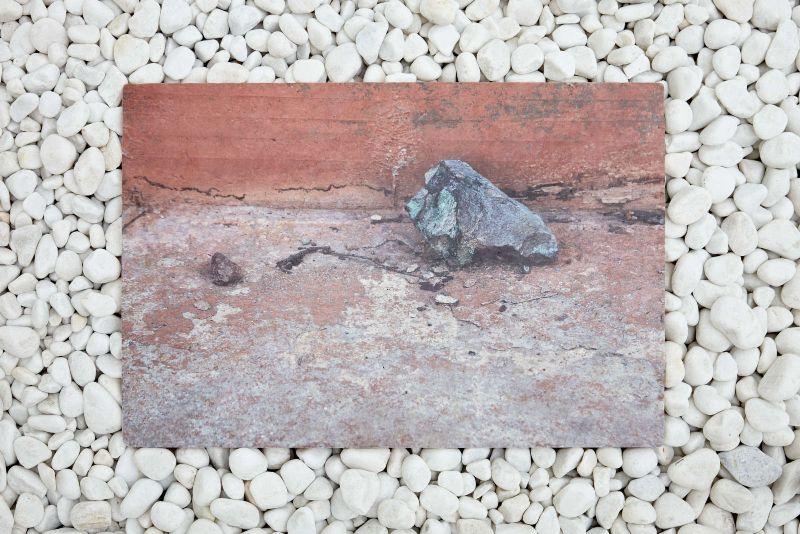 Collabor-8: Taste of a Stone. Response to Otobong Nkanga