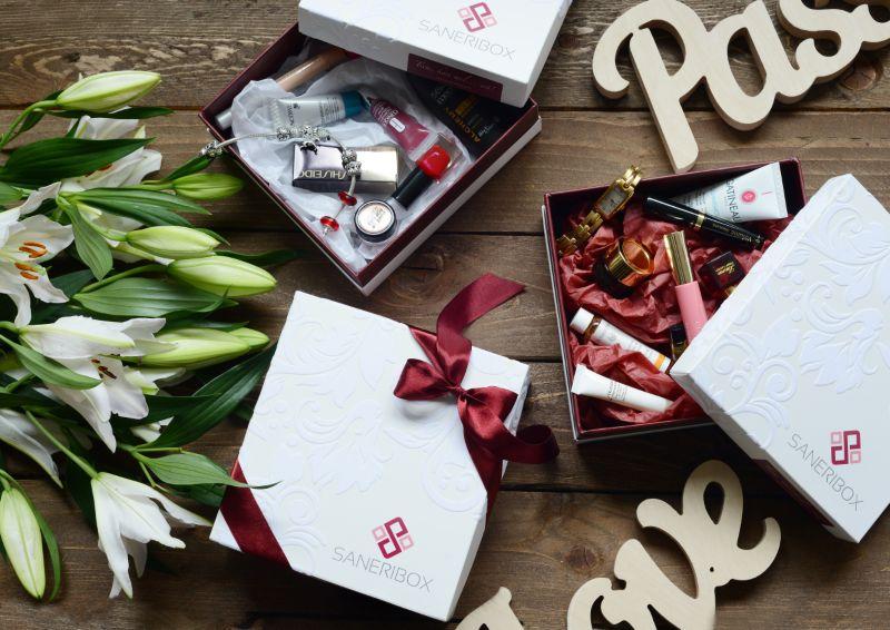SANERIBOX beauty subscription box