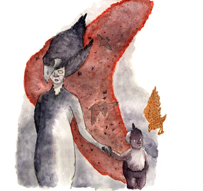 Little Beasts ; A Slavic Tale