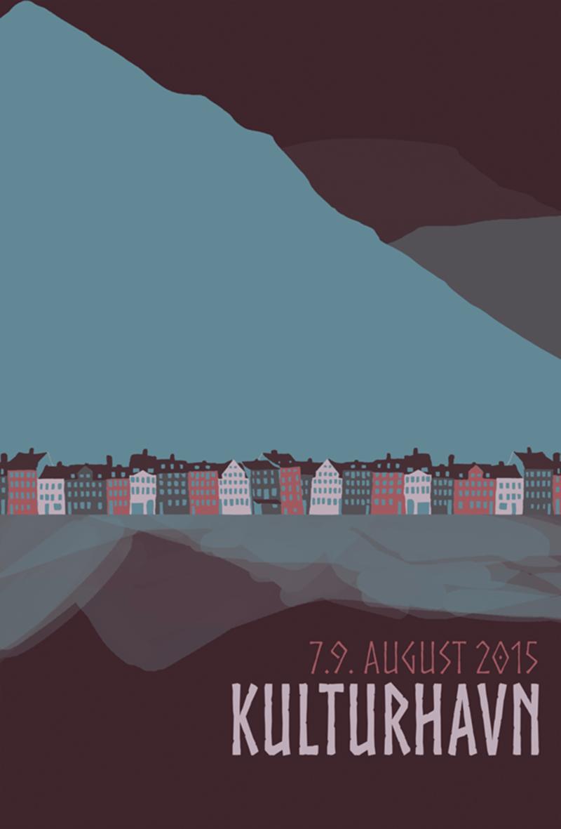 Kulturhavn Festival Poster