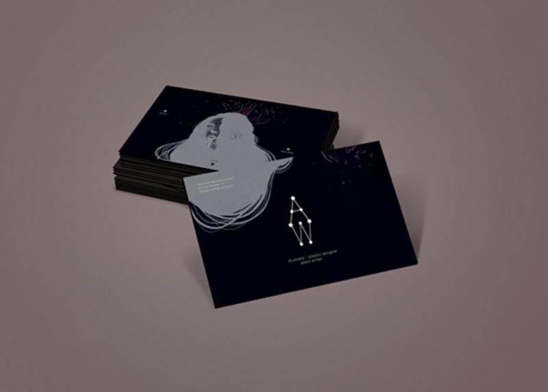 Business card: Wishbone