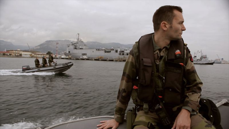 French Marines 'War Games'