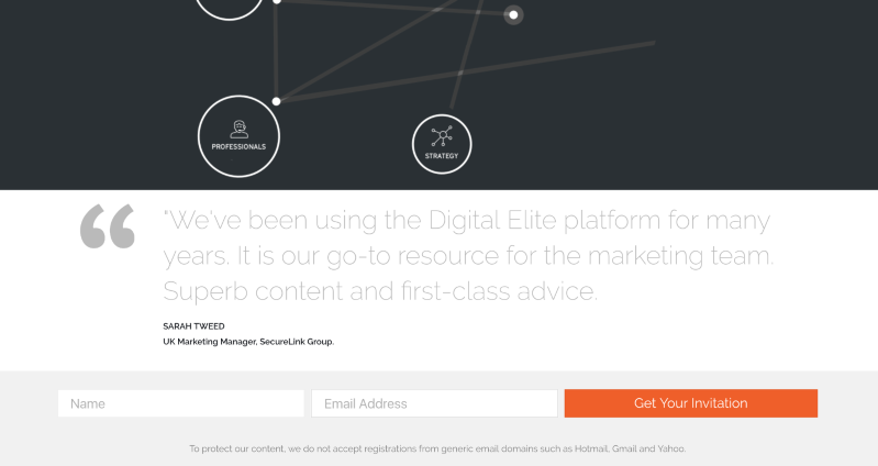 Digital Elite – Consulting Project