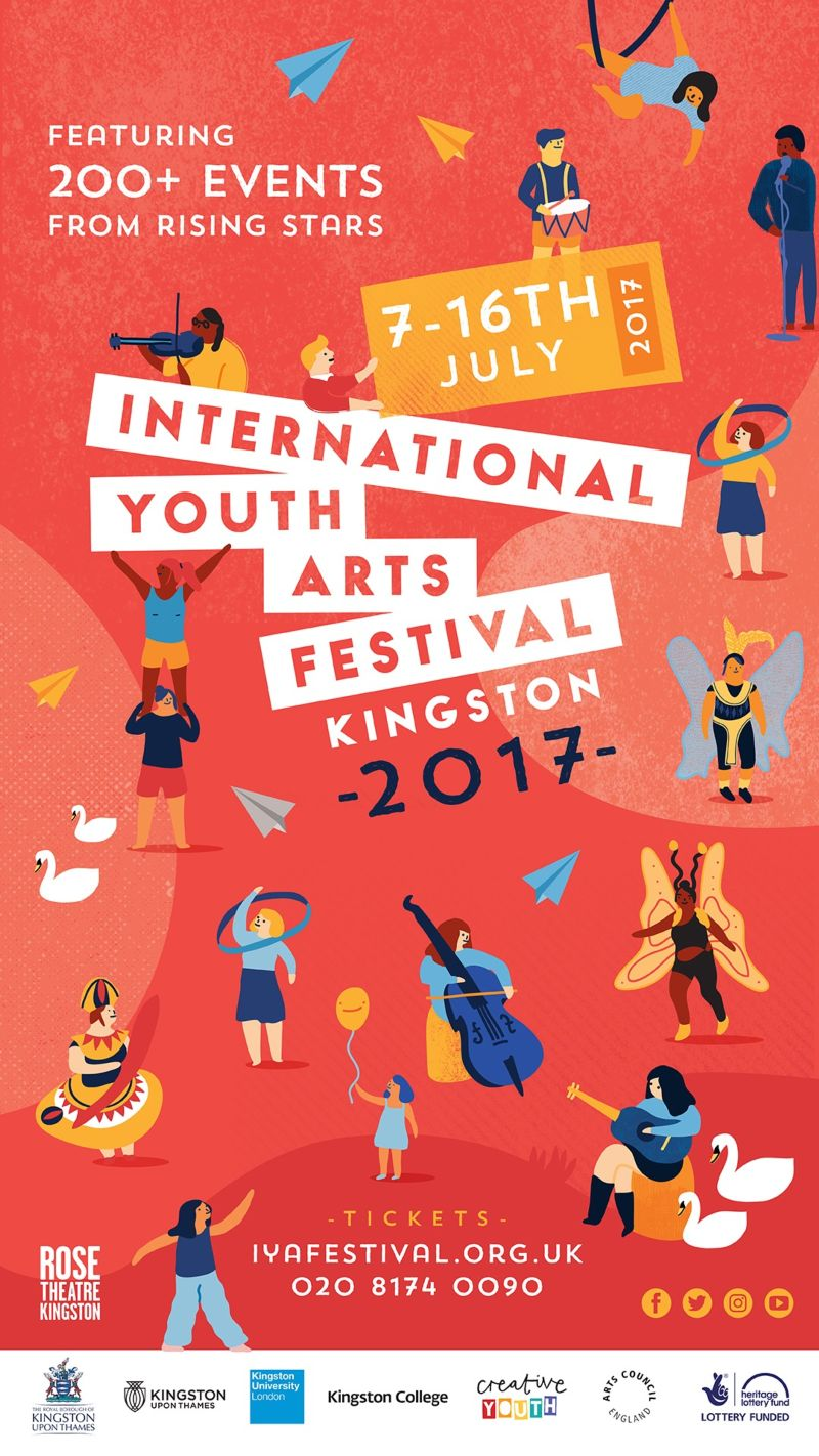 International Youth Arts Festival 2017
