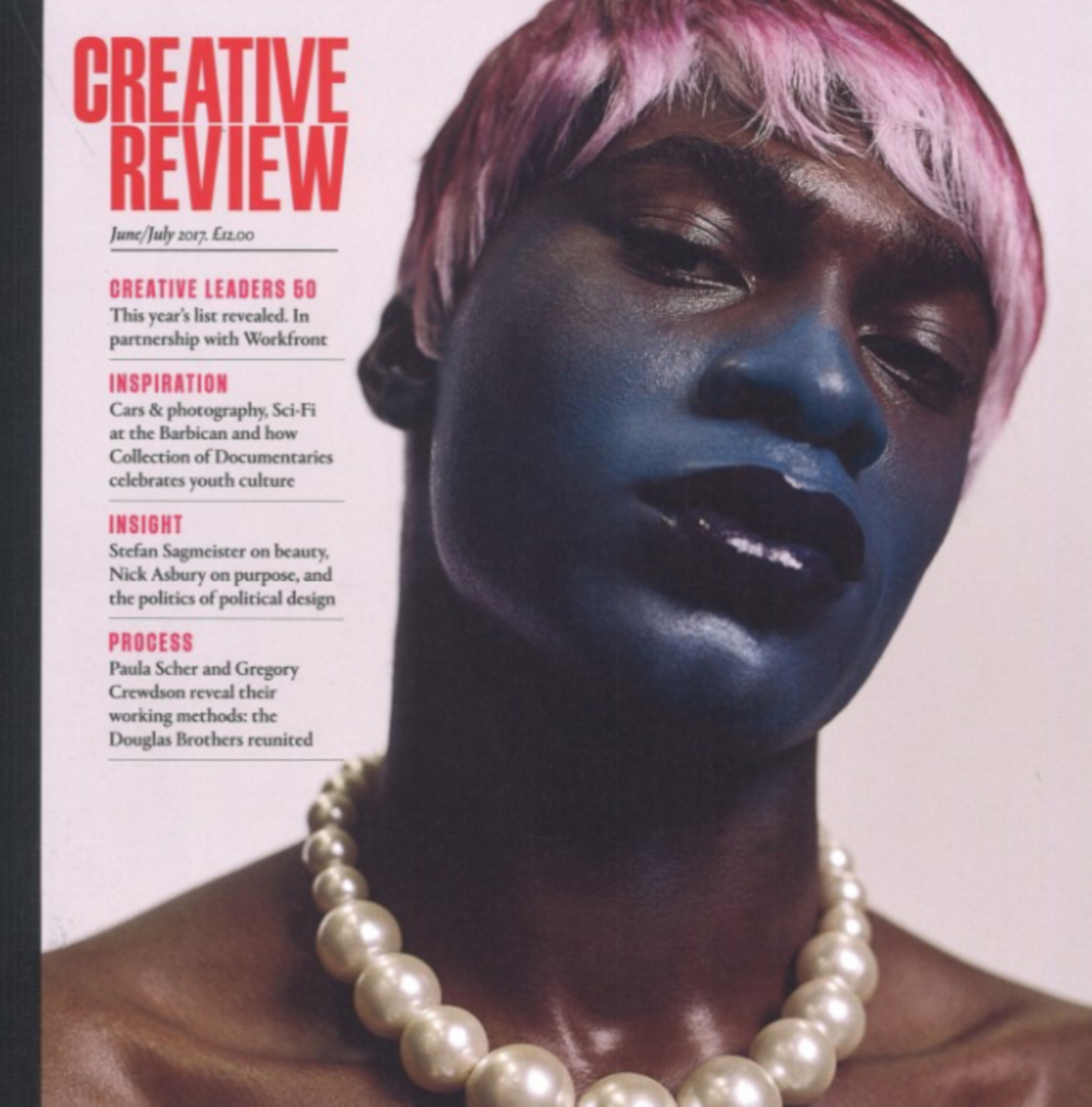 Pip Jamieson named one of Creative Review's Creative Leaders