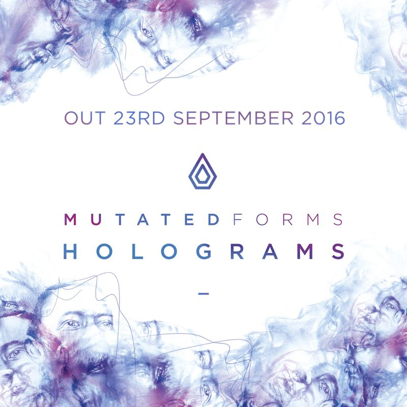 Mutated Forms - Holograms LP
