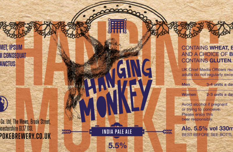 Hanging Monkey IPA