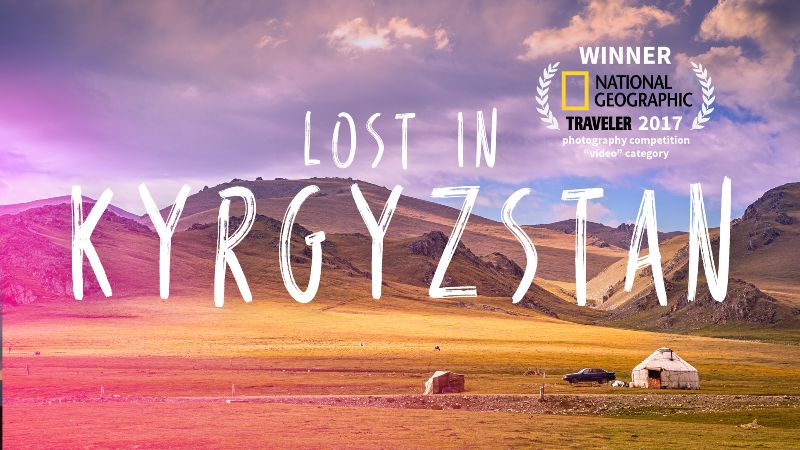 Lost in Kyrgyzstan - 1st Prize Winner National Geographic 2017 competition