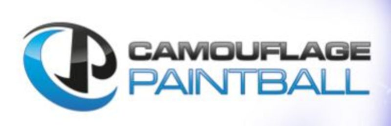 Camouflage Paintball