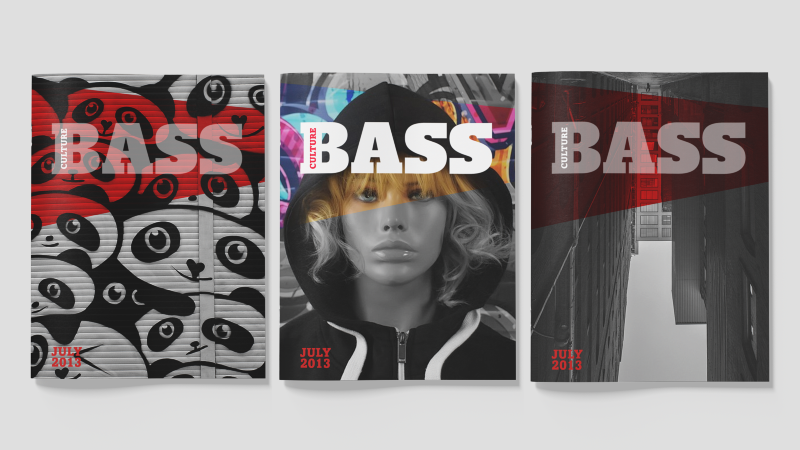 Bass Magazine | Layout and Editorial Design