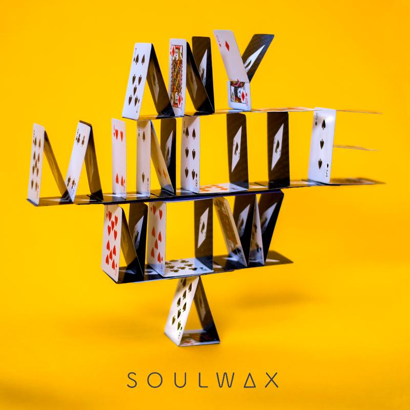 Soulwax LP Cover Re-Design