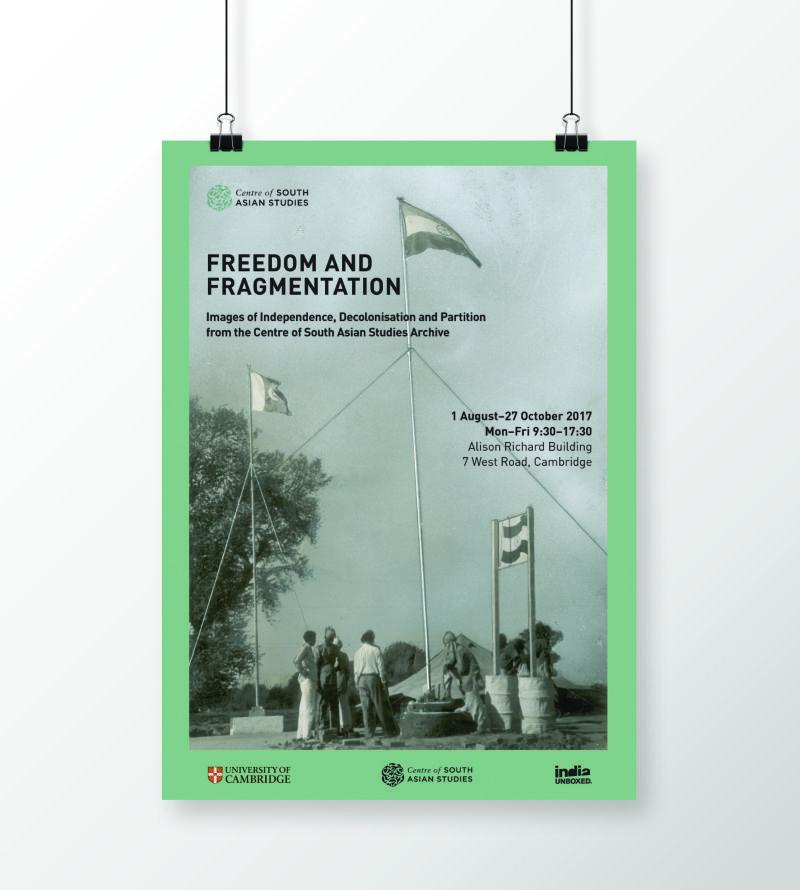 Freedom & Fragmentation Publicity