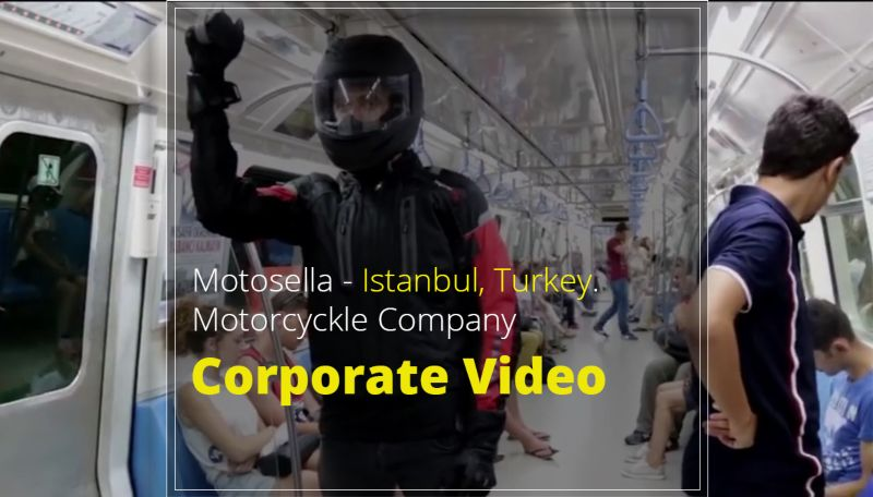 Motosella - Corporate Video