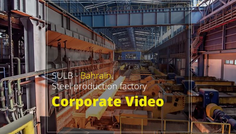 SULB Steel Factory - Corporate Video