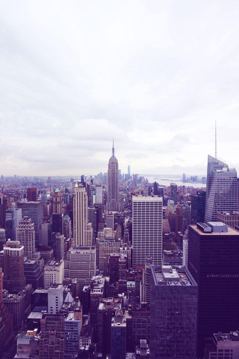 New York Like a Virgin