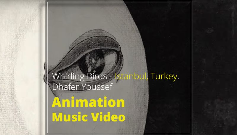 Whirling Birds Ceremony - Animation music video