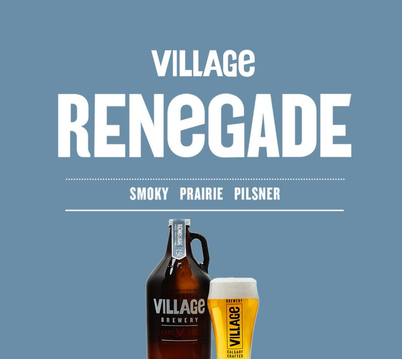 Village Brewing - Renegade