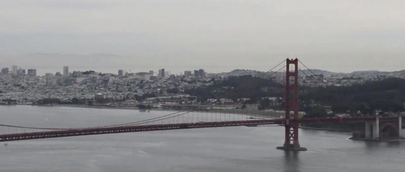 San Francisco Through a Lens