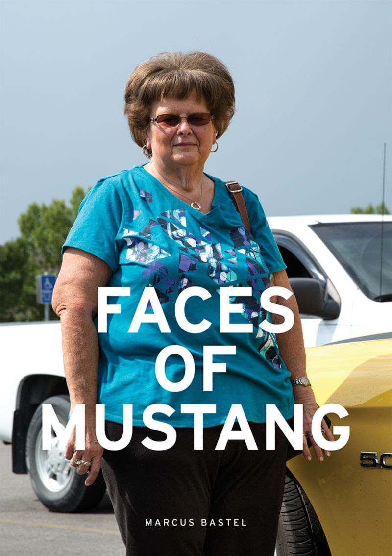 FACES OF MUSTANG - London exhibition