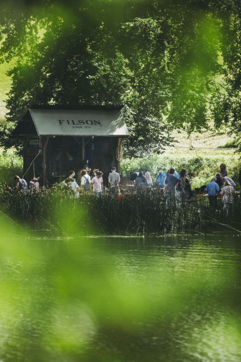 Filson, by the Water's Edge - Wilderness Festival 2017